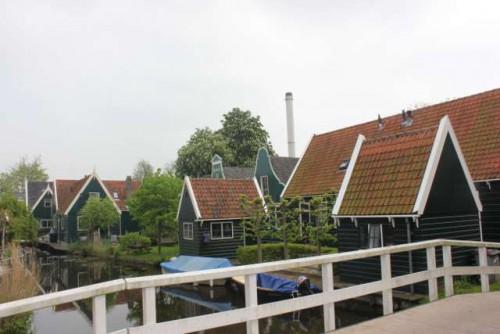 Old, authentic Zaandijk